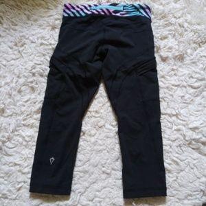 Ivivva Luxtreme Crop Legging girl's 7
